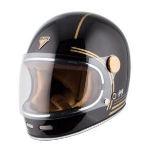 ROADSTER GOLD BLACK