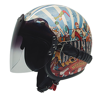 CASCO ROLLING 4 WELCOME